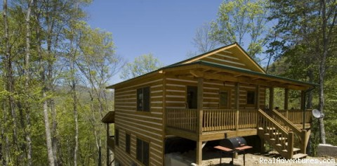 Over The Edge Cabin-A place to unwind Topton, North Carolina Vacation Rentals