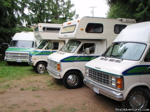 Image #4 of 4 - Vancouver Island RV Rentals