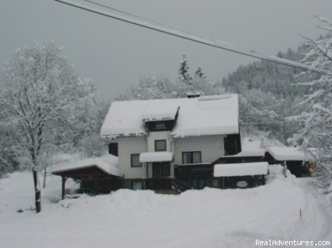 Winter - Apartment Brglez Bled