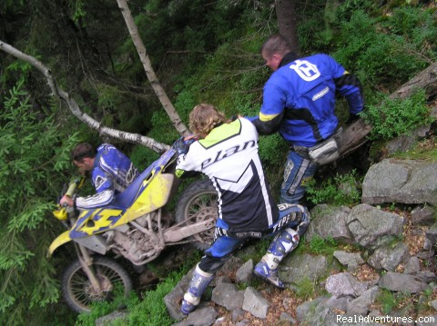 next one...please - Explore rural Romania by ENDURO bike.