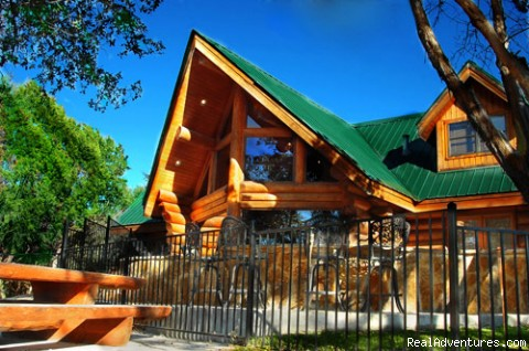 - Log Cabin Rentals on Lake LBJ -Log Country Cove