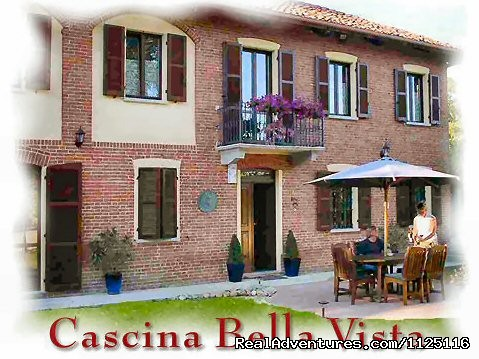 A beautifull Italian B&B set in the Asti Vineyards