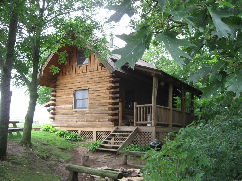 The Red Oak Hideaway | Image #1/13 | Harpers Ferry, Iowa  | Kayaking & Canoeing | Where Nature Plays and Your Heart Sings