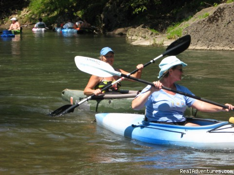 Explore the Yellow River by Kayak - Where Nature Plays and Your Heart Sings