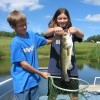 Kids and Lunkers