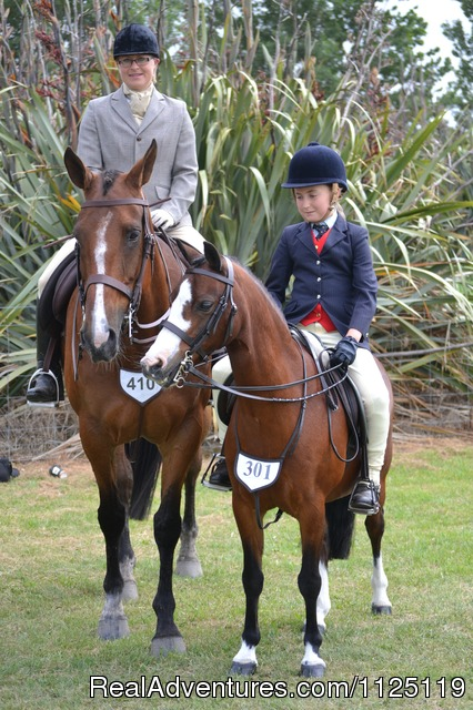 Private room accommodation - Horseback riding holidays in New Zealand