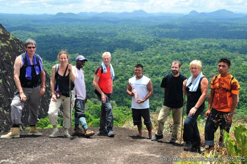 Jungle adventure and trekking tour to the mountains | Image #9/13 | 7 days Three Guianas tour package