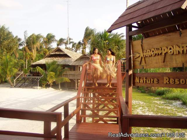 Hotel booking Oetsi Tours - Suriname Vacations, Hotels and Transfers