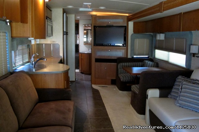 Allstar Coaches RV Rental Florida - Journey - Allstar Coaches Luxury RV Rentals in Florida