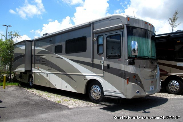 Allstar Coaches RV Rental Florida - Journey (#11 of 16) - Allstar Coaches Luxury RV Rentals in Florida