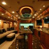 Allstar Coaches Luxury RV Rentals in Florida Allstar Coaches RV Rental Florida - Silver Crown