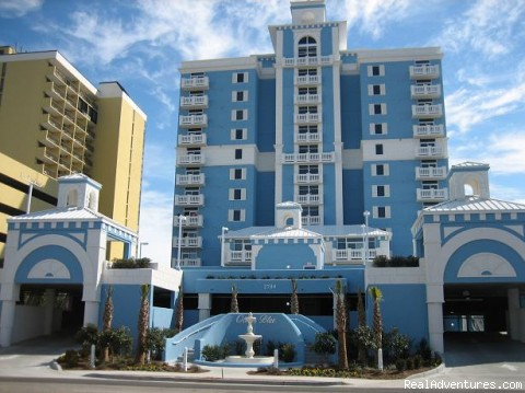 Ocean Front Vaction Rentals JeffsCondos By Owner Ocean Blue Resort Myrtle Beach