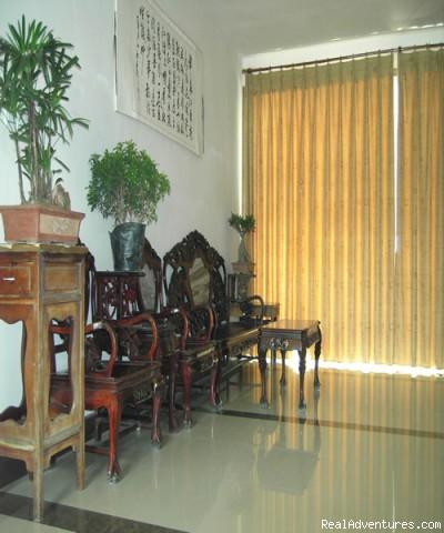 Lobby - Huangshan Yingqing hostel