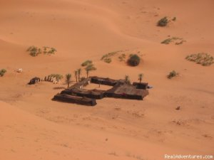 Merzouga.Auberge,Camping and bivouac SAHARA Village Hassi labiad 3km  before Merzouga, Morocco Hotels & Resorts