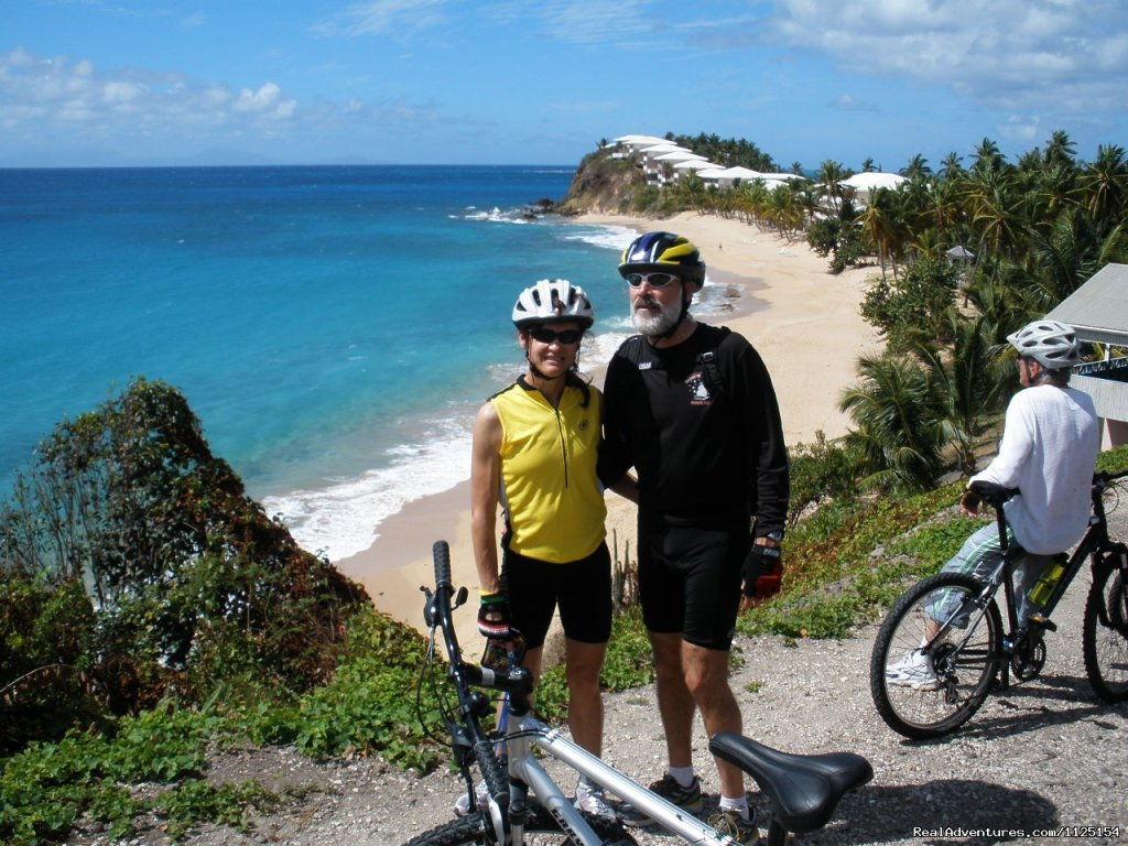 Jim & Diana from New Mexico | Image #8/8 | Fun Bicycle Tours, Alaska, Caribbean & Europe.