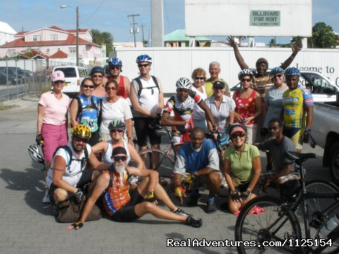 Fun Bicycle Tours, Alaska, Caribbean & Europe.