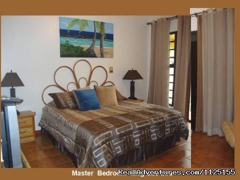 Master Bedroom - Paradise Adventure