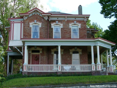 Relive History at Museum Hill B and B Bed & Breakfasts Missouri