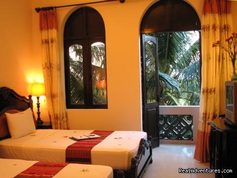 Indochine Hotel Hoi An: Indochine Hotel Hoi An, Deluxe Garden View Room