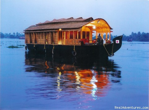 Coco Houseboats,Alleppey , Kerala - Coco Houseboats, Alleppey , Kerala, India