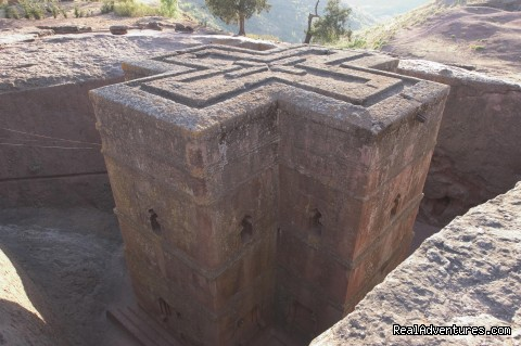 Lalibela rock-church - Ethiopia Holidays