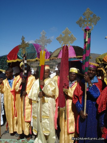 Celebration of Timket - Ethiopia Holidays