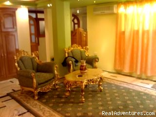 Lounge area - Luxury Self-Catering Studios in Tripoli Libya