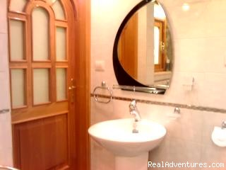 bathroom - Luxury Self-Catering Studios in Tripoli Libya