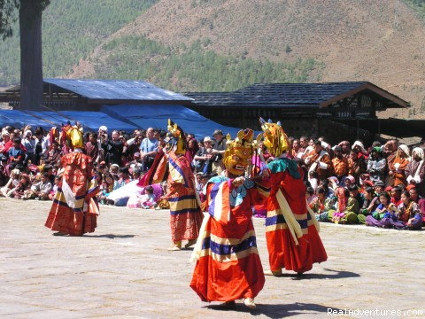 Bhutan Footprints Travel & Adventures