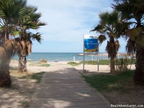 One of the beaches | Image #7/14 | Apartment, Vacation Rental in Gandia, Valencia