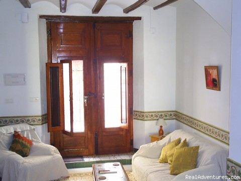 Sitting Area - Apartment, Vacation Rental in Gandia, Valencia