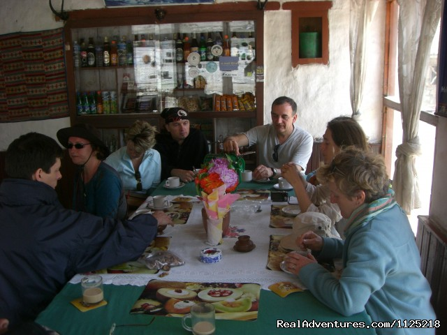 - Annapurna  Circuit  Trek Nepal