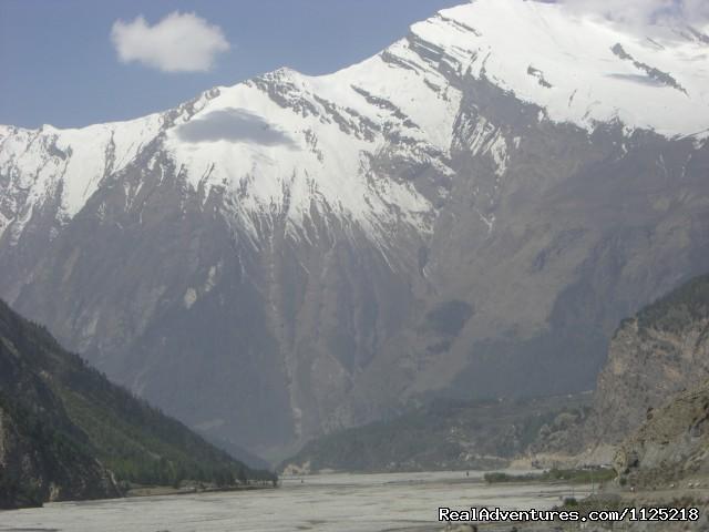 Dhaulagiri (#9 of 21) - Annapurna  Circuit  Trek Nepal