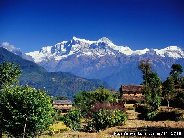 Image #19 of 21 - Annapurna  Circuit  Trek Nepal