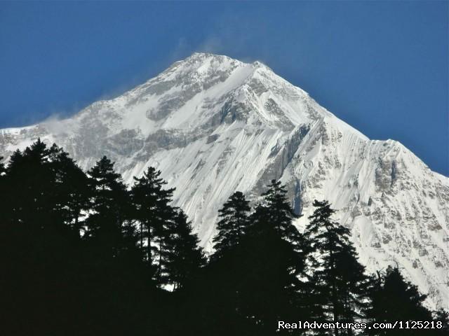 Image #21 of 21 - Annapurna  Circuit  Trek Nepal