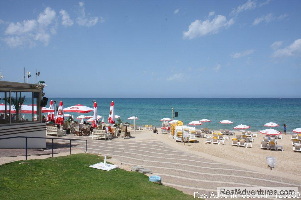 ONE minute walk from the beach | Image #1/13 | Aba Hillel, Israel | Vacation Rentals | Israel Vacation Homes
