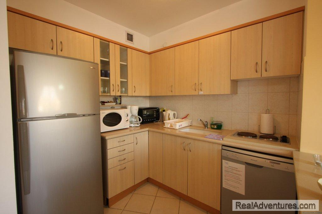 Fully Equipped Kitchen | Image #2/13 | Israel Vacation Homes