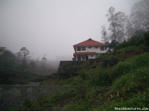 Morning - Luxury Homestay - Periyar Tiger Reserve, Thekkady