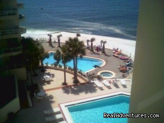 View from Balcony - Most Unique Location in Destin   Sept: $99/nt