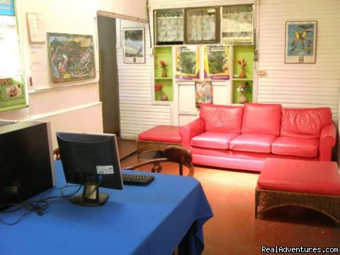 Computer Lounge - Hotel de La Cuesta B&B