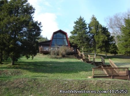 Doves' Nest Chalet (#7 of 20) - Shenandoah River Cabins -LionCrowCabins, Luray, VA