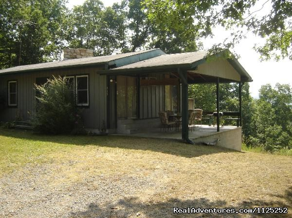 Vista Grande (#14 of 20) - Shenandoah River Cabins -LionCrowCabins, Luray, VA