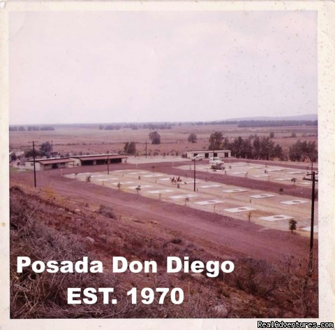 The beginning 1970 (#1 of 6) - Posada Don Diego R.V. Park-Motel-Restaurant-Bar