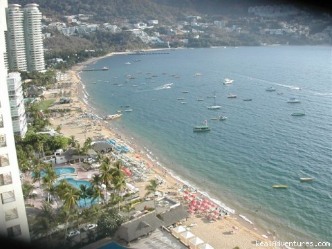 - Magnificent Acapulco Beachfront Penthouse