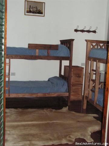 Campo room - Estación Buenos Aires Hostel