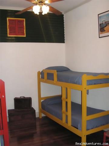 La Boca room - Estación Buenos Aires Hostel
