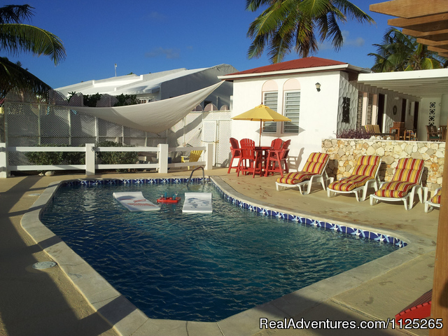 - Oceanfront Vacation Villa in St. Maarten