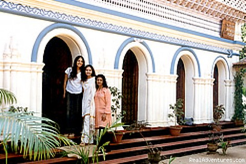 Our Guests - Houseboat + Heritage Stay - package tour in Kerala