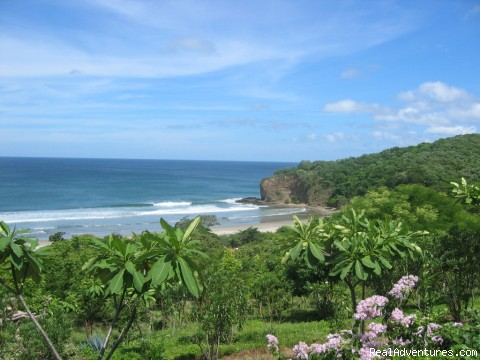 Beachfront vacation rentals, San Juan del Sur: Ocean View