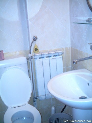 Bathroom - Albergo Mimi Ohrid